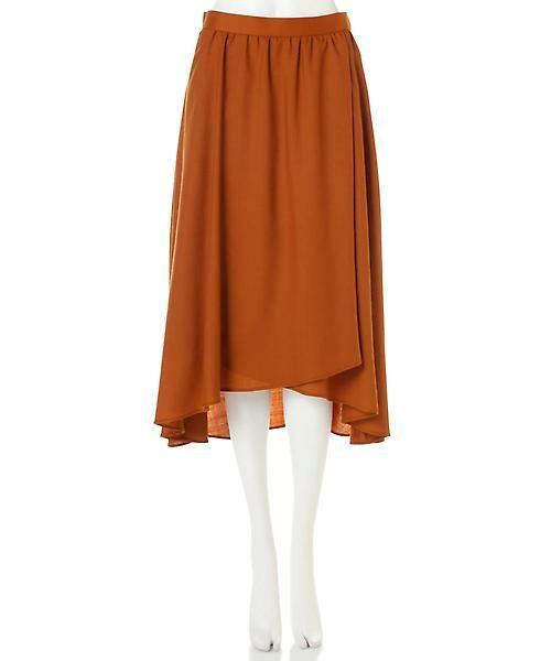 22 OCTOBRE / ヴァンドゥー・オクトーブル スカート | ◆ビエラフィッシュテールスカート | 詳細10