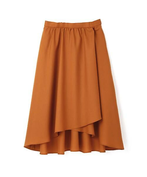 22 OCTOBRE / ヴァンドゥー・オクトーブル スカート | ◆ビエラフィッシュテールスカート(オレンジ)