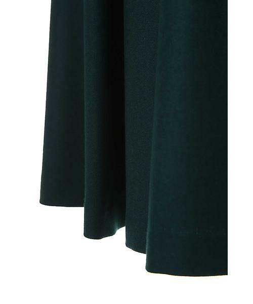 22 OCTOBRE / ヴァンドゥー・オクトーブル スカート | ハイカウントフラノフレアスカート | 詳細9