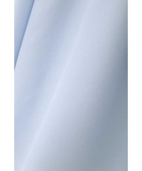 22 OCTOBRE / ヴァンドゥー・オクトーブル カットソー | ◆ボウタイ風ブラウソー | 詳細2