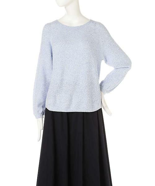22 OCTOBRE / ヴァンドゥー・オクトーブル ニット・セーター | ◆メニーヤーンニット | 詳細1