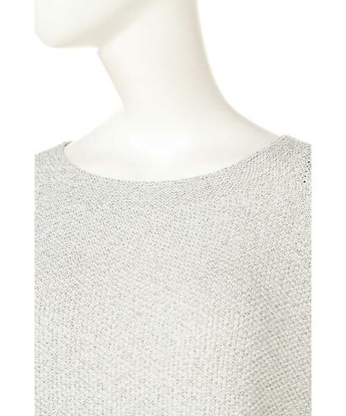 22 OCTOBRE / ヴァンドゥー・オクトーブル ニット・セーター | ◆メニーヤーンニット | 詳細8
