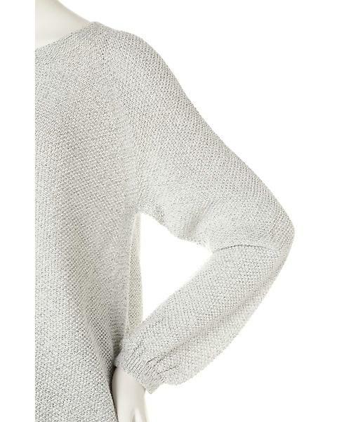 22 OCTOBRE / ヴァンドゥー・オクトーブル ニット・セーター | ◆メニーヤーンニット | 詳細9