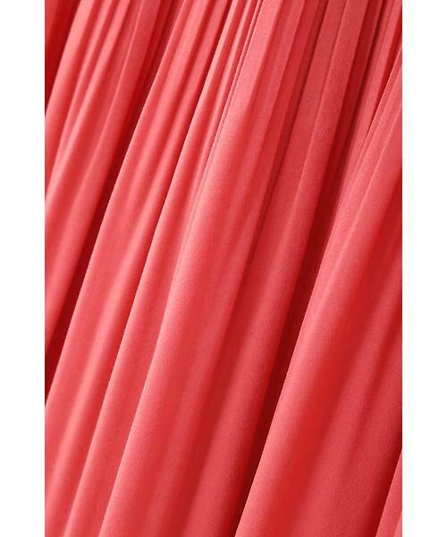 22 OCTOBRE / ヴァンドゥー・オクトーブル スカート | ◆ピーチサテンプリーツスカート | 詳細10