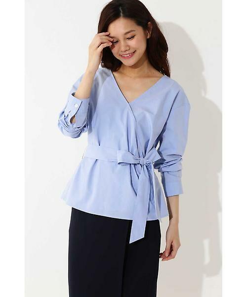 今年の春はシャツスタイルがおすすめ!