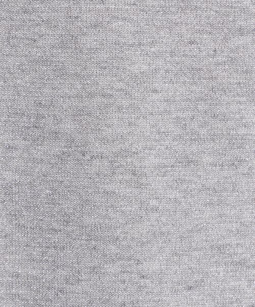 7-IDconcept / セブンアイディーコンセプト ニット・セーター | ラメボトルネックニット | 詳細5