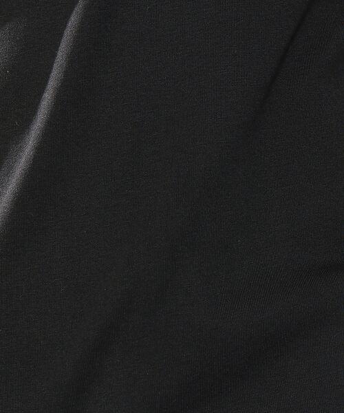 ABAHOUSE / アバハウス キャミソール・チューブトップ | 【吸水速乾/WEB別注】フライスレイヤードロングタンクトップ | 詳細8