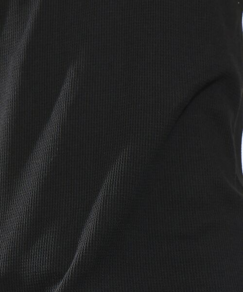 ABAHOUSE / アバハウス キャミソール・チューブトップ | 【吸水速乾/WEB別注】吸水速乾ワッフル レイヤードロングタンクトップ | 詳細23