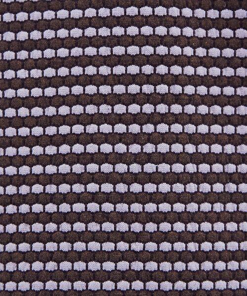 ABAHOUSE / アバハウス Tシャツ | 【Recency of Mine】サーフシルケットストレッチワッフルTシャツ | 詳細5