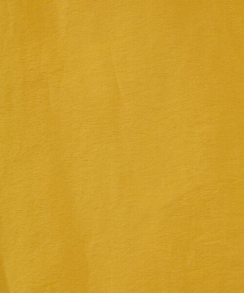 ABAHOUSE / アバハウス トレンチコート | 【MYSELF ABAHOUSE】ライトグログランナイロンメッシュコート | 詳細5
