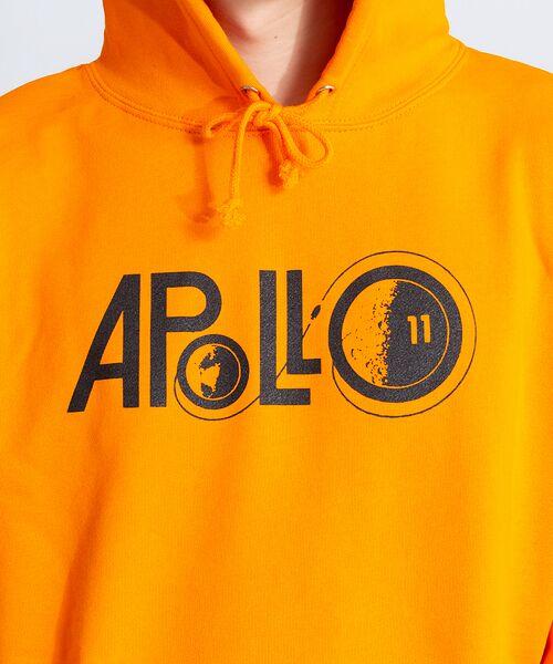 ABAHOUSE / アバハウス パーカー | 【NASA】アポロ11スウエットパーカー | 詳細7