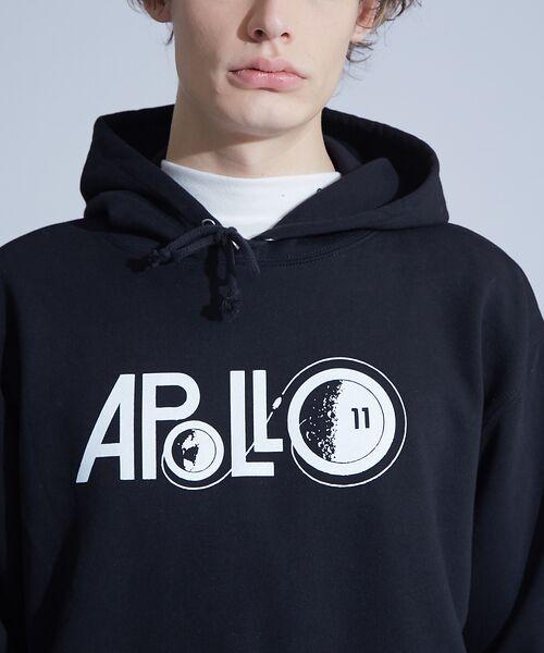 ABAHOUSE / アバハウス パーカー | 【NASA】アポロ11スウエットパーカー | 詳細17