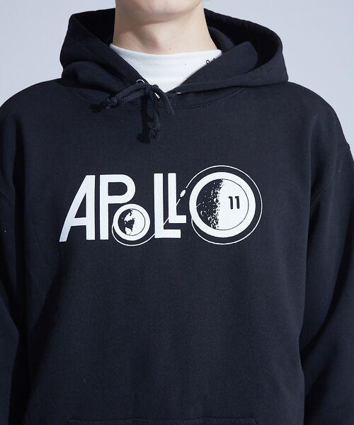 ABAHOUSE / アバハウス パーカー | 【NASA】アポロ11スウエットパーカー | 詳細18