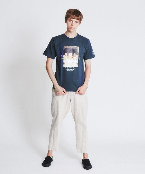 ABAHOUSE / アバハウス Tシャツ | ダヴィンチ The Last Supper Tシャツ | 詳細8