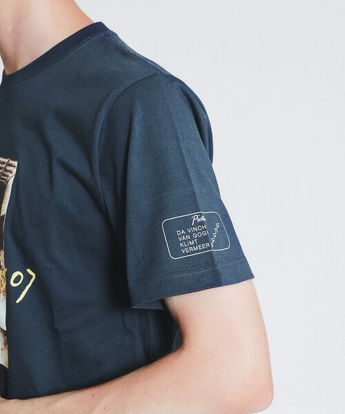 ABAHOUSE / アバハウス Tシャツ | ダヴィンチ The Last Supper Tシャツ | 詳細13