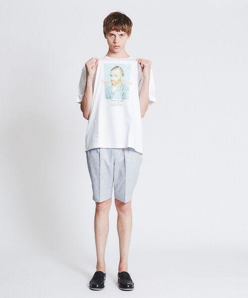 ABAHOUSE / アバハウス Tシャツ | ゴッホ Portrait Tシャツ【予約】 | 詳細1