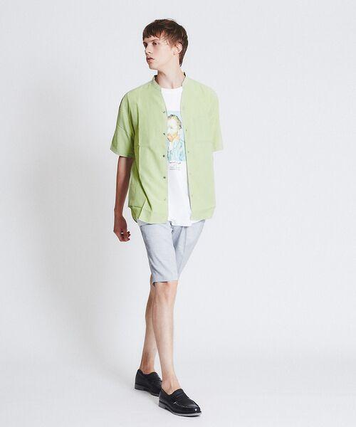 ABAHOUSE / アバハウス Tシャツ   ゴッホ Portrait Tシャツ   詳細3