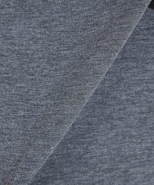 ABAHOUSE / アバハウス Tシャツ | 【WEARISTA とっしーコラボ】袖 ストライプ 切り替え ポンチ ロング T | 詳細8