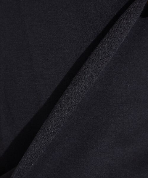 ABAHOUSE / アバハウス Tシャツ | 【WEARISTA とっしーコラボ】袖 ストライプ 切り替え ポンチ ロング T | 詳細28