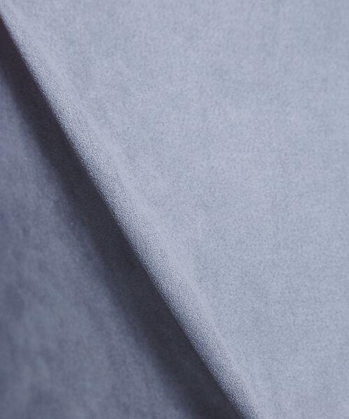 ABAHOUSE / アバハウス パーカー | 【MYSELF ABAHOUSE】スウェードダンボールプルパーカー | 詳細20
