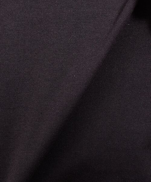 ABAHOUSE / アバハウス Tシャツ | 【展開店舗限定】杢スラブVネックロングTシャツ | 詳細7