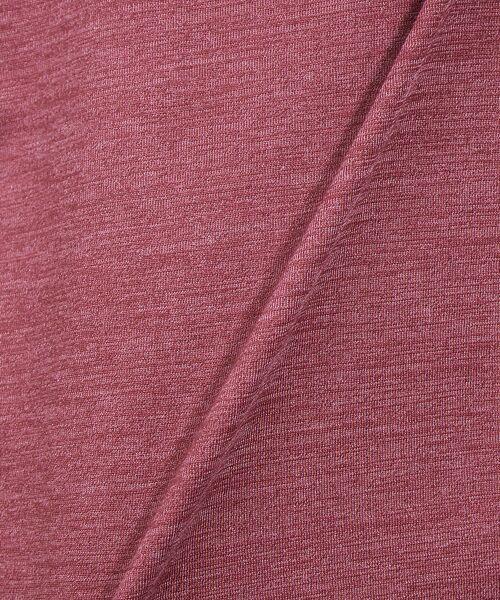 ABAHOUSE / アバハウス Tシャツ | 【展開店舗限定】杢スラブVネックロングTシャツ | 詳細22