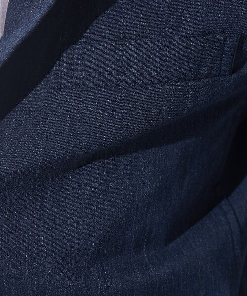 ABAHOUSE / アバハウス テーラードジャケット | 【セットアップ対応】DRYMIX テーラード ジャケット | 詳細5