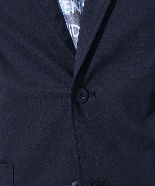 ABAHOUSE / アバハウス テーラードジャケット | 【セットアップ対応】DRYMIX テーラード ジャケット | 詳細17