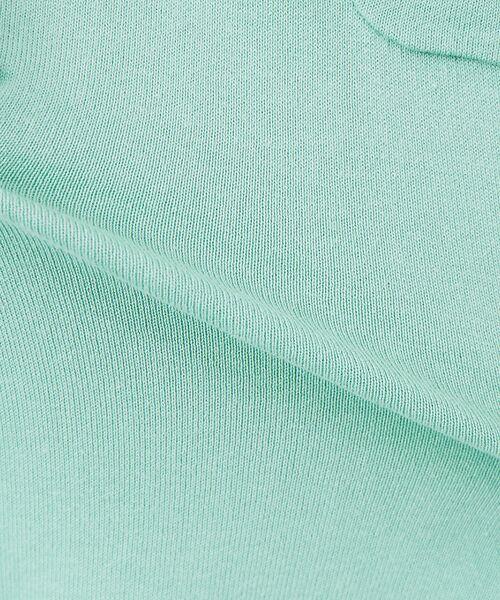 ABAHOUSE / アバハウス Tシャツ   アンサンブル ニット ポケットTシャツ   詳細10
