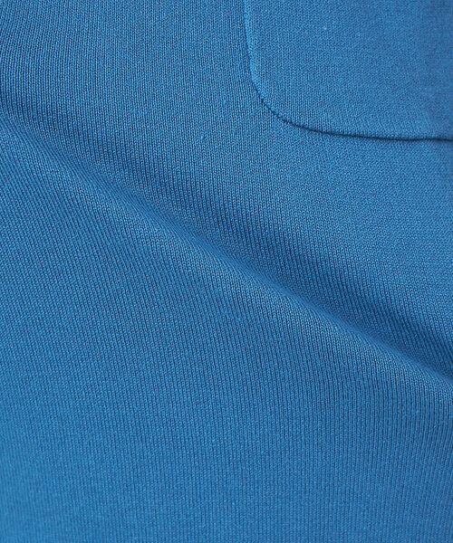 ABAHOUSE / アバハウス Tシャツ | アンサンブル ニット ポケットTシャツ | 詳細12