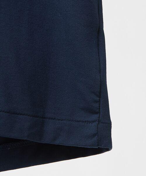 ABAHOUSE / アバハウス Tシャツ | MXP FINE DRY Vネック Tシャツ | 詳細5