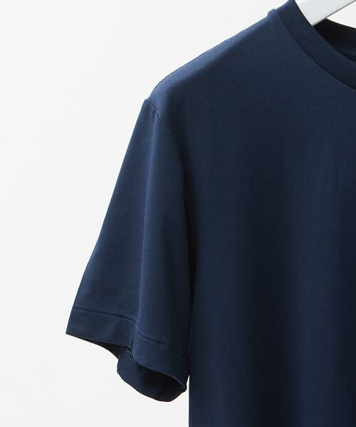 ABAHOUSE / アバハウス Tシャツ   MXP FINE DRY クルーネック ポケTシャツ   詳細6