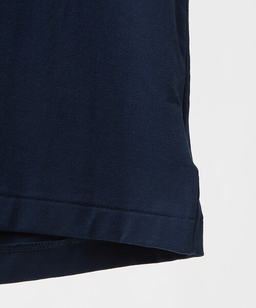 ABAHOUSE / アバハウス Tシャツ   MXP FINE DRY クルーネック ポケTシャツ   詳細7