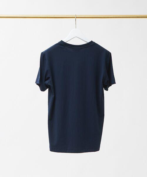 ABAHOUSE / アバハウス Tシャツ   MXP FINE DRY クルーネック ポケTシャツ   詳細8