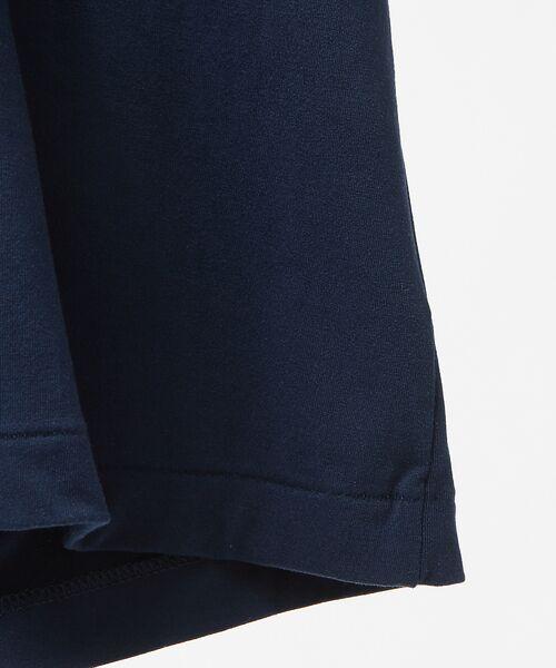 ABAHOUSE / アバハウス Tシャツ | MXP FINE DRY Vネック ポケTシャツ | 詳細6