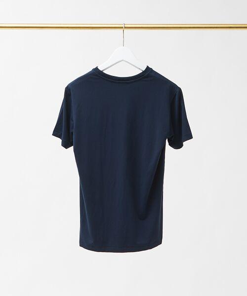 ABAHOUSE / アバハウス Tシャツ | MXP FINE DRY Vネック ポケTシャツ | 詳細7