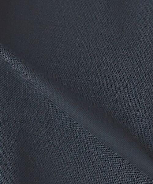 abahouse mavie / アバハウス マヴィ ワンピース | ecru レーヨンリネンフレンチシャツワンピース【予約】 | 詳細23