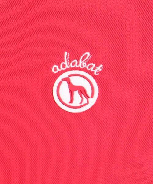 adabat / アダバット ポロシャツ | 【UVカット/防透け】半袖ポロシャツ レディース | 詳細10