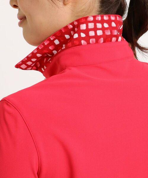 adabat / アダバット ポロシャツ | 【UVカット/防透け】半袖ポロシャツ レディース | 詳細2