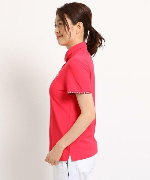 adabat / アダバット ポロシャツ | 【UVカット/防透け】半袖ポロシャツ レディース | 詳細4