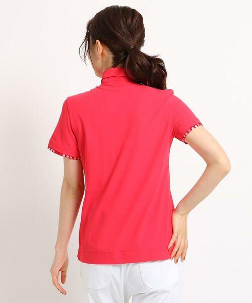 adabat / アダバット ポロシャツ | 【UVカット/防透け】半袖ポロシャツ レディース | 詳細5