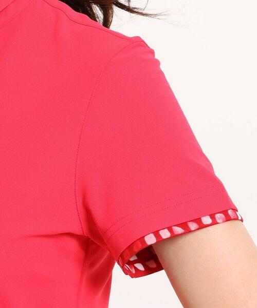 adabat / アダバット ポロシャツ | 【UVカット/防透け】半袖ポロシャツ レディース | 詳細7