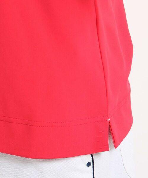 adabat / アダバット ポロシャツ | 【UVカット/防透け】半袖ポロシャツ レディース | 詳細8