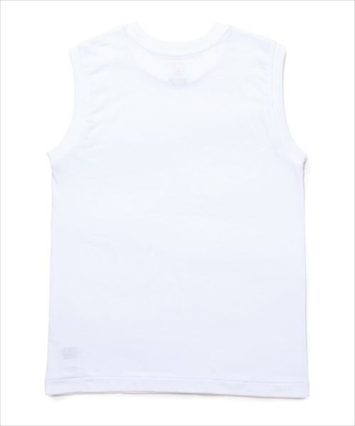 ADAM ET ROPE' / アダム エ ロペ カットソー | 【Hanes FOR BIOTOP】Sleeveless T-Shirts 2color | 詳細11