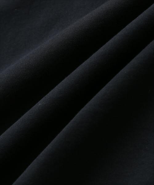 ADAM ET ROPE' / アダム エ ロペ ワンピース | 強撚コットンロングAラインワンピース | 詳細2