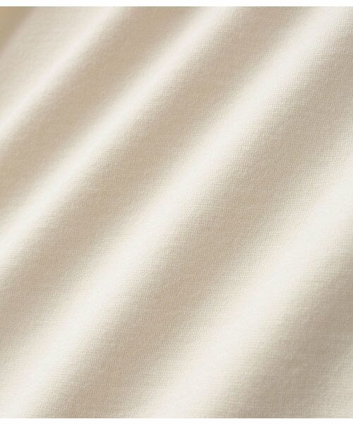 ADAM ET ROPE' / アダム エ ロペ ワンピース | ポンチクルーネックAラインワンピース | 詳細13