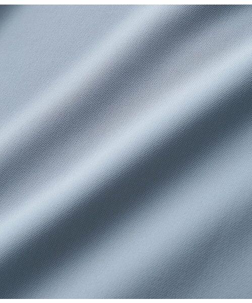 ADAM ET ROPE' / アダム エ ロペ スカート | ボタン付ラップスカート | 詳細11