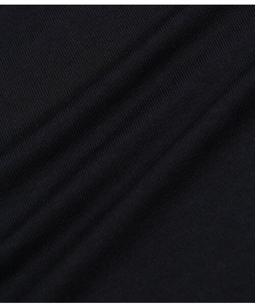 ADAM ET ROPE' / アダム エ ロペ ニット・セーター | SILK混タートルプルオーバー | 詳細9