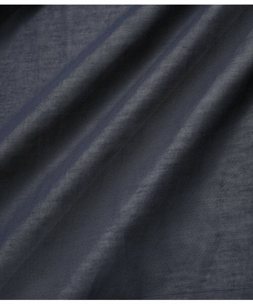 ADAM ET ROPE' / アダム エ ロペ ロング・マキシ丈ワンピース | シアーギャザーワンピースガウン | 詳細12