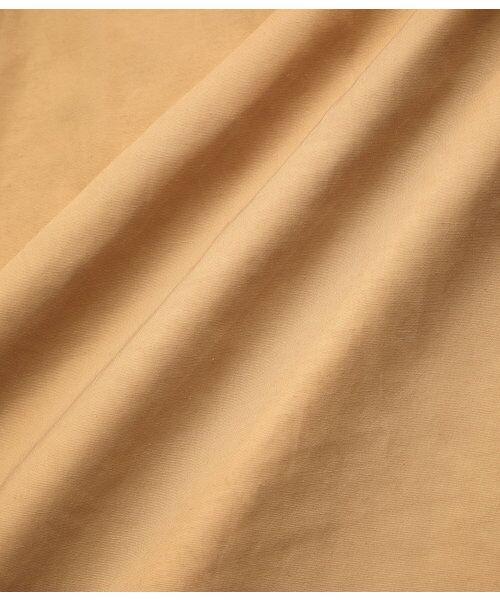ADAM ET ROPE' / アダム エ ロペ ロング・マキシ丈ワンピース | シアーギャザーワンピースガウン | 詳細13
